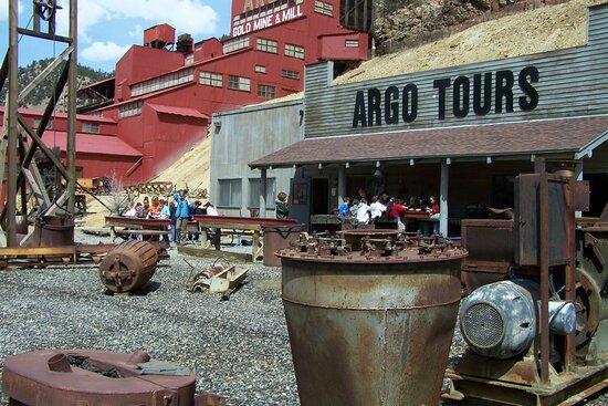 Book your tour at the Argo Mercantile or at argomilltour.com