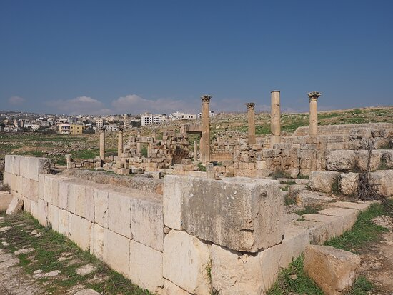Church of St Cosmas and Damianos - Jerash
