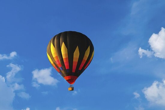 Hot Air Balloon Ride Over Central Tennessee from Franklin