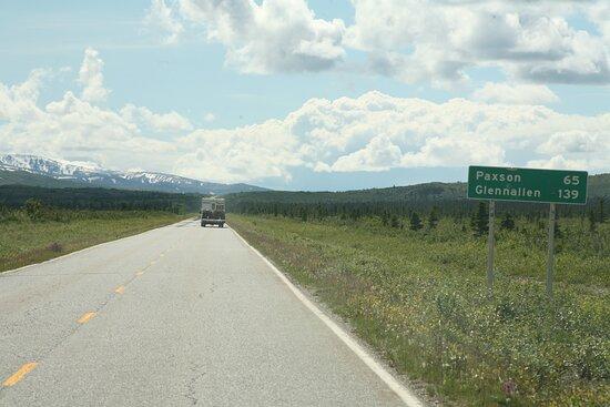Traveling the Richardson Highway