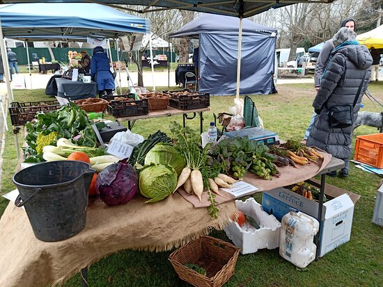 Trentham Farmers Market