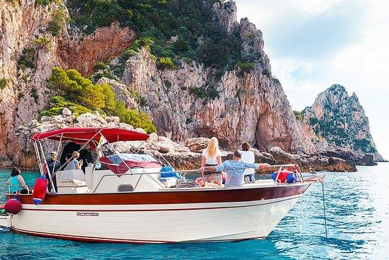 Boat Excursion Capri Island : Small ...