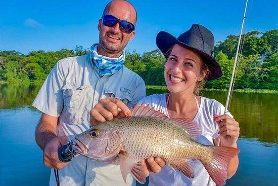 Lagoon Fishing in Negombo