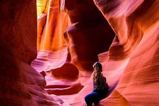 Sedona, Monument Valley & Antelope...