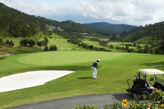 Luxury Golf and Beach Vacation 10 days