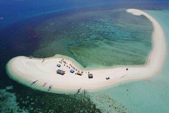 Location de bateaux à Camiguin White Island