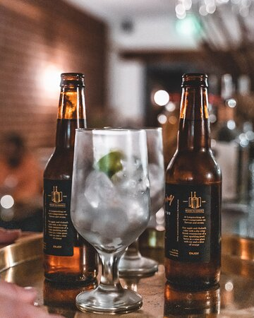 Local beer & cider