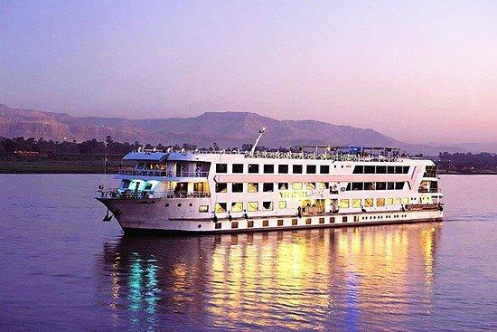 Cairo : 3 Nights Nile Cruise Aswan to...