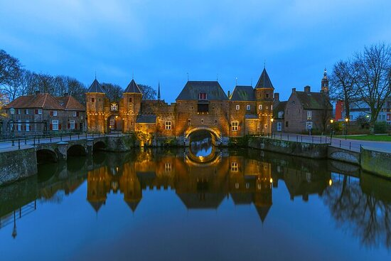 Private Day Trip to Amersfoort from Amsterdam with a local