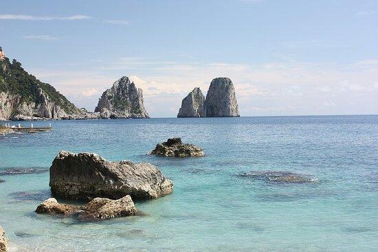 Excursion d'une journée à Capri...