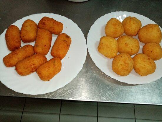 Polpette di patate