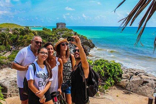 Tour: Tulum, 2 cenotes, Lagoon Kaam...