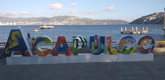 Acapulco, Meksiko: BIENVENIDOS