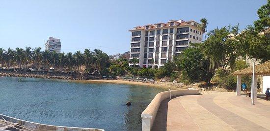 Acapulco, Meksiko: PLAYA ONDA