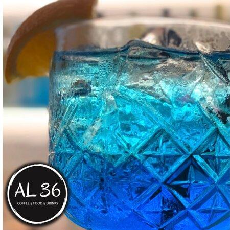 Blue electric... Uno dei nostri tanti Spritz!