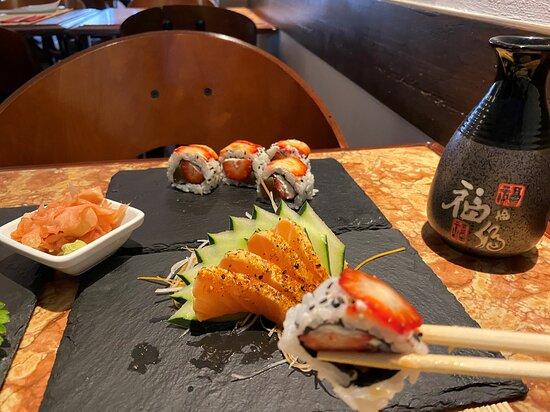 imagem Sushi Santos em Lisboa