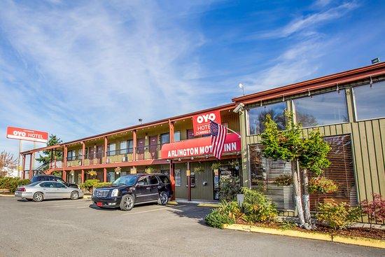OYO Hotel Arlington WA I-5