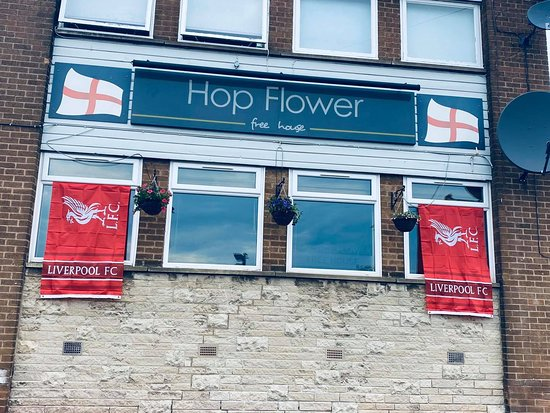 The Hop Flower Pub, Inkersall