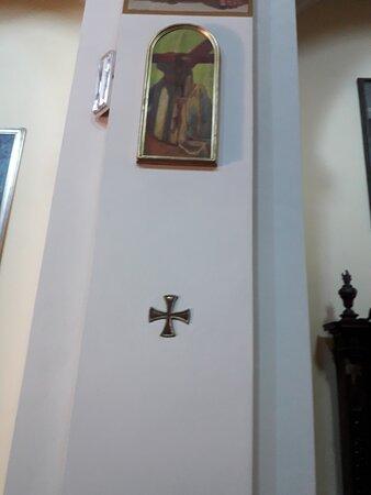 Chiesa Di San Rocco E Beata Vergine Addolorata: La Via Crucis di Innocente Salvini