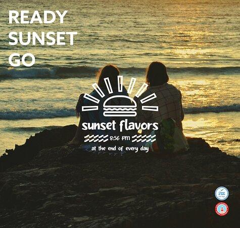 Cape Saint Vincent, Portugal: Depois de todas as voltas que demos ao nosso lindo país chegamos ao fim do mundo... Cabo de São Vicente, uma paisagem magnífica em que os dias são de várias cores e os por do sol magníficos. Assim inauguramos o Sunset Flavors 🍔😎🍻🍟todos os dias ao pôr do sol. Cá estaremos para vos servir os nossos sabores e a nossa vista 🌅