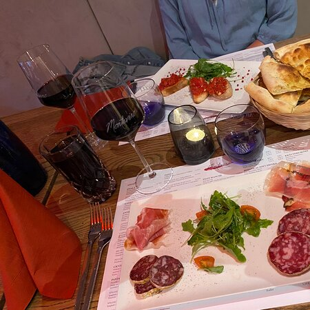 Magnificent Italian restaurant