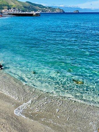 Una bella spiaggia con ottimi servizi