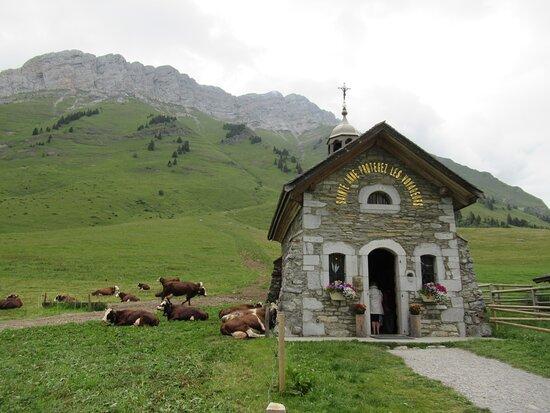 Chapelle Sainte Anne