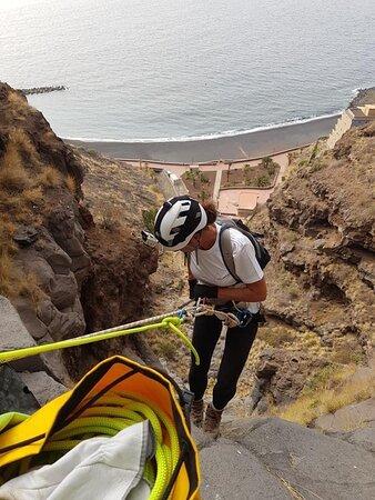 Descenso de Barranco La Nea