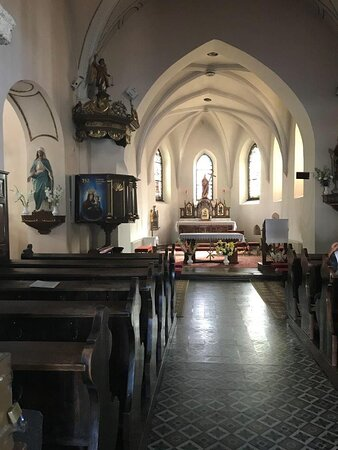 Church of St. Helena - Kostol svätej Heleny