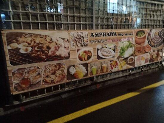 Amphawa Thai Bbq Station