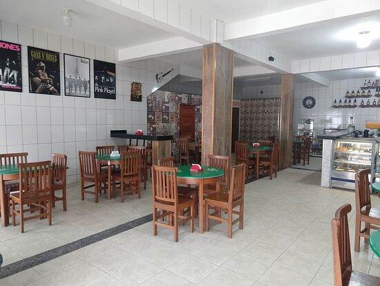 Itaverava, MG: Ótimo espaço, organizado e arejado .