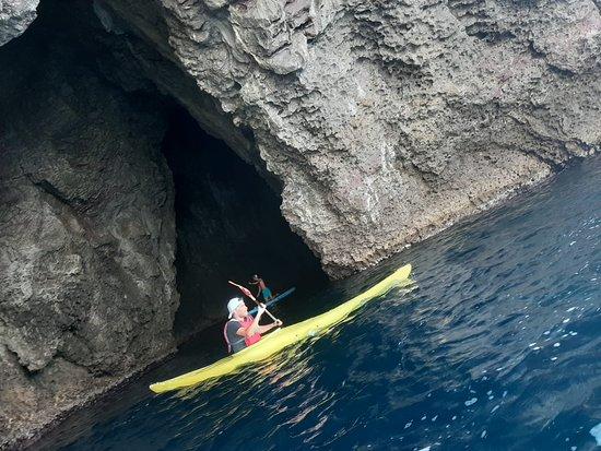 Sicily Kayak Experience