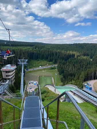 Bilde fra Steinbach-Hallenberg