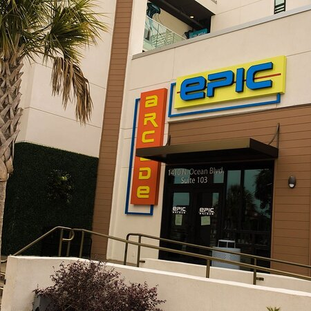 Epic Arcade Restaurant & Bar