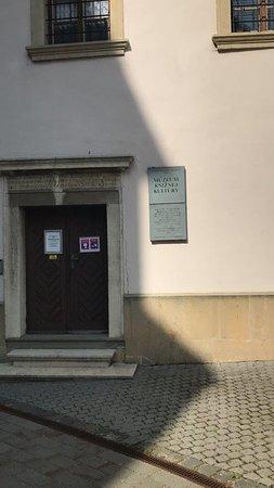 Muzeum kniznej kultury - Olahov seminar
