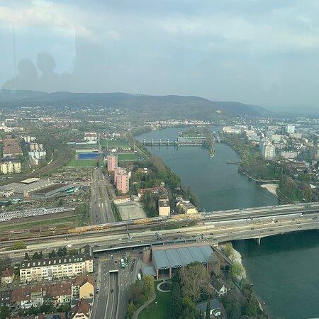 Rocheturm Basel  TOP