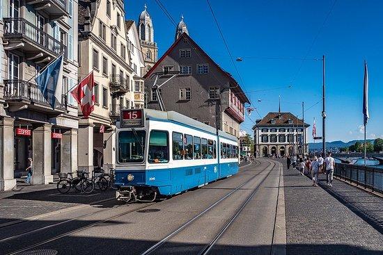 Venez Discover Switzerland - Zurich