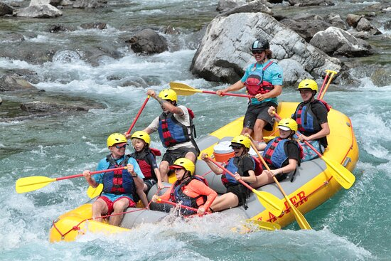 Full Day Whitewater Adventure Trip with Included Lunch – fénykép