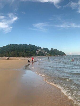 Balok, Malaysia: Beautiful beach