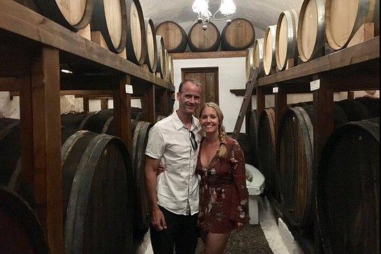 Excursion viticole privée d'une journée...