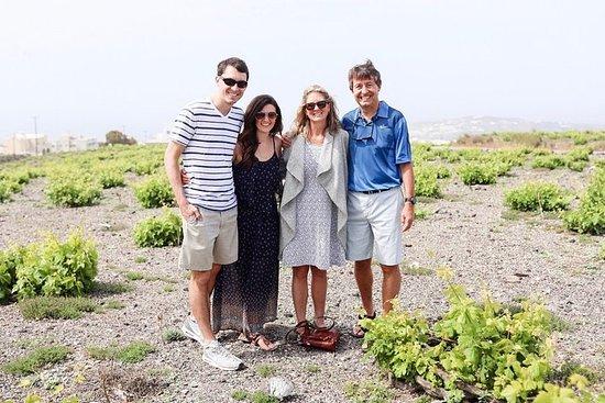 Visite privée des vins de Santorin