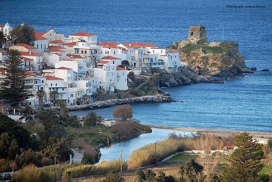Excursion d'une journée à l'île d'Andros - Le paradis préservé de...