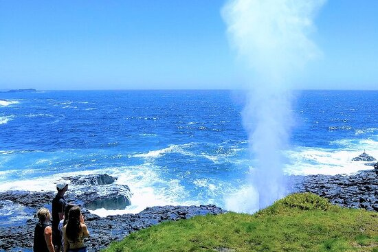 Erupting Blowholes and Ancient...