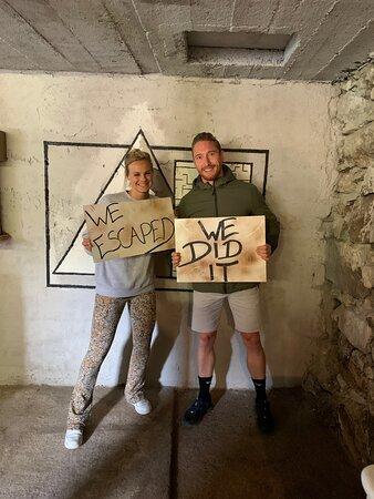 Really fun and original escape room!