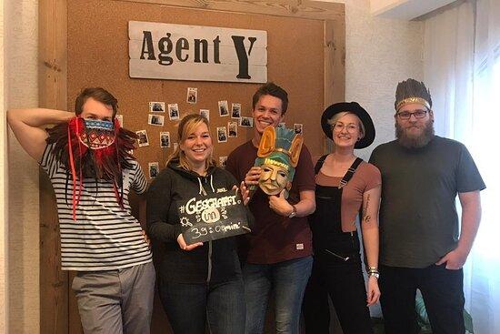 Agent Y - Escape Room Bruhl