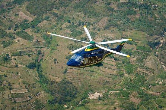 Volo privato in elicottero: Aeroporto di Bujumbura (Burundi