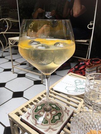 Yuzu Gin Tonic