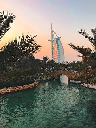 magical places in Dubai 🌅✨