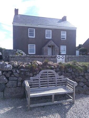 The b and b farmhouse