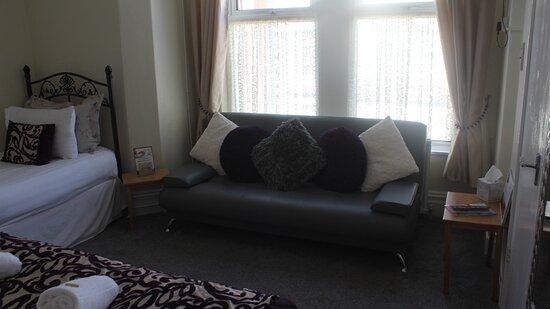 Bedroom 4 Quad en Suite